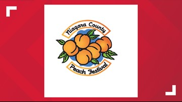 The 62nd Annual Niagara County Peach Festival