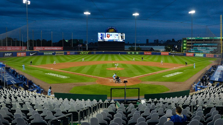 Buffalo in Blue Jays' plans for 2021; Could force temporary move for Bisons