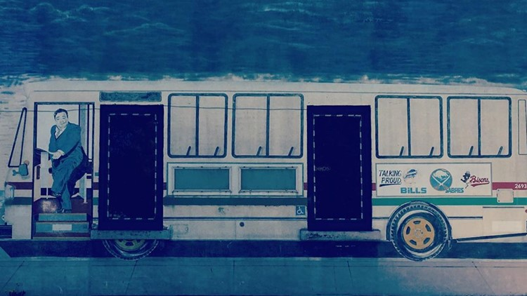 Buffalo Sports Food Truck