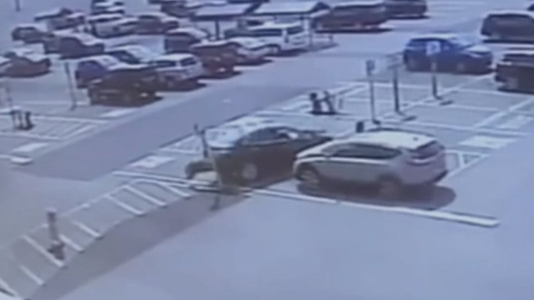 West Seneca Police: Driver in his 90s loses control of car in Tops parking lot