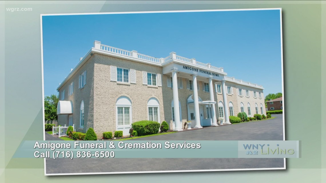 May 22 - Amigone Funeral & Cremation Services
