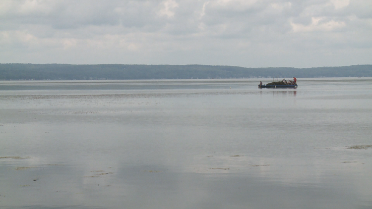 Boaters urged to remove boats from Chautauqua Lake before lake levels drop