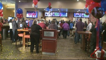 Place your bet: Seneca Buffalo Creek Sports Lounge now taking sports wagers