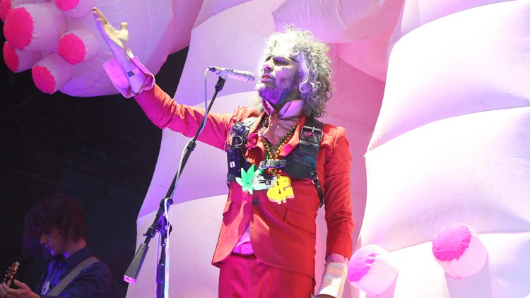The Flaming Lips coming to Artpark this summer