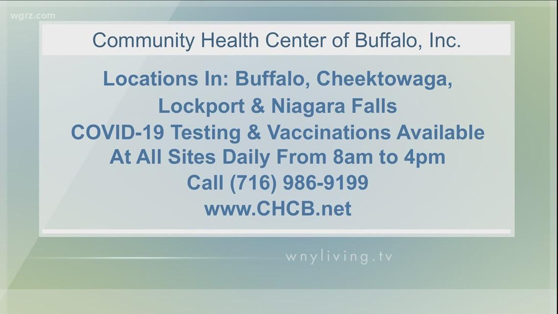 July 3 - Community Health Center of Buffalo, Inc.
