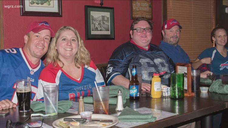 Nashville Bills fans prepare for Monday Night Football