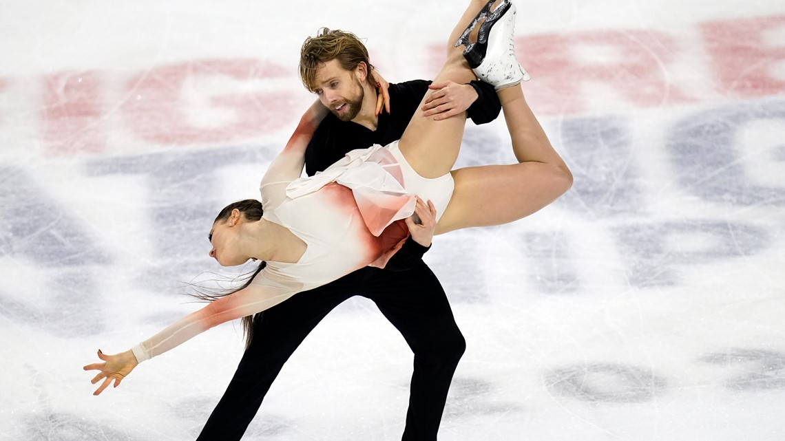 Ice Dancer from East Aurora has her eyes set on Olympic Glory