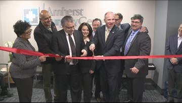 Grand opening held for new surgery center in Amherst