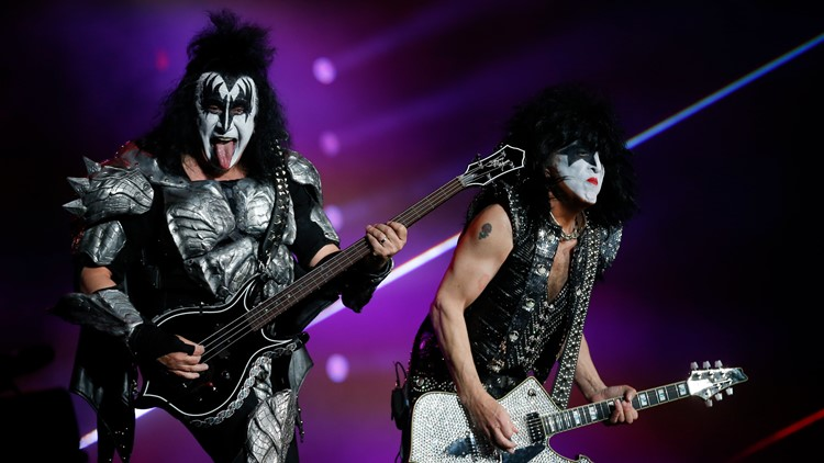 KISS to bring their 'End of the Road Tour' to Buffalo