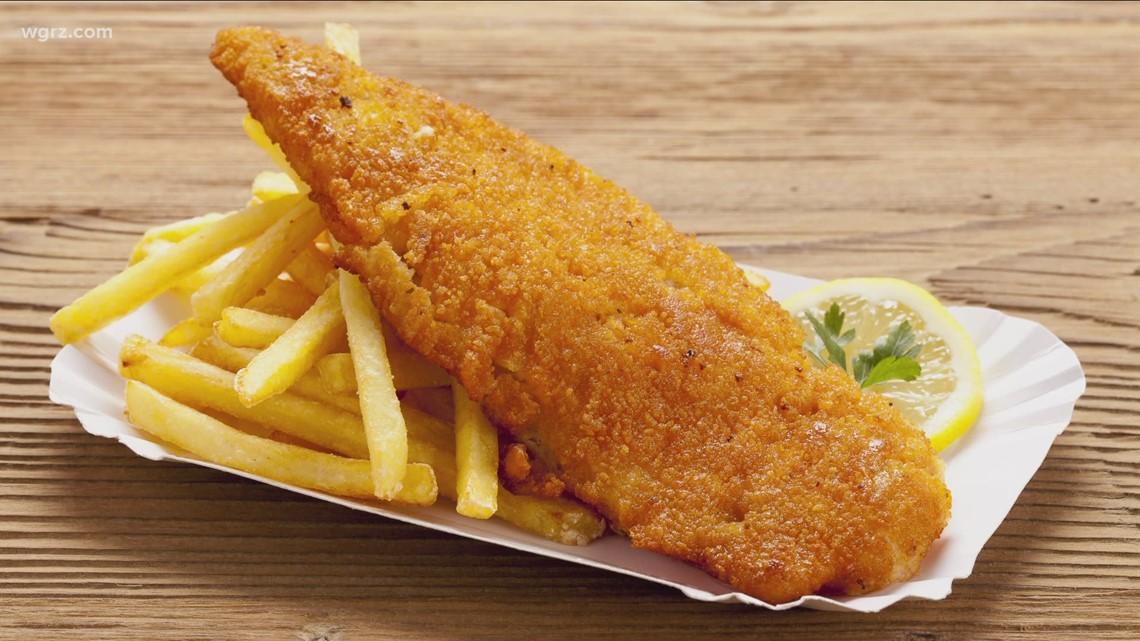 Most Buffalo: 'Fish Fry Friday'