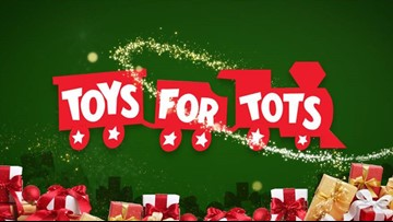 December 14: Toys for Tots