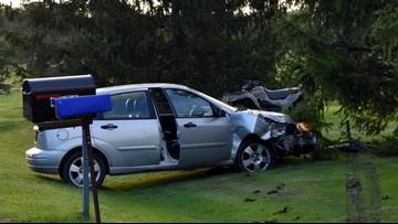 Newfane man killed in crash in Town of Wilson