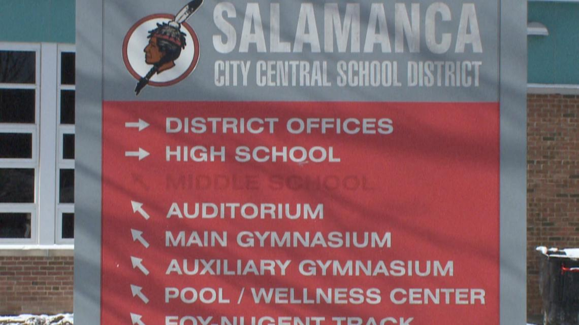 Salamanca City Central Schools visiting students to boost participation
