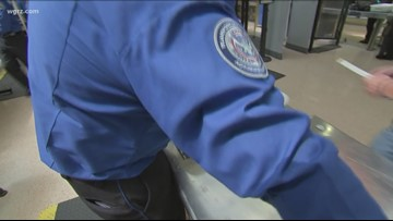 TSA Says Airport Security Lines Are Normal
