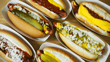 Ted's Hot Dogs celebrating 93 years in Buffalo with 93 cent regular hot dogs Wednesday