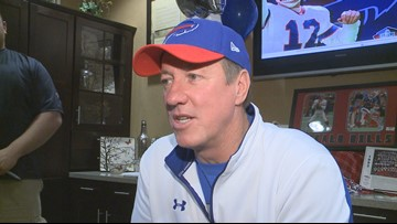 Former Bills' QB and Football Hall of Famer Jim Kelly preps for what hopes to be last surgery