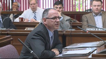 Erie County releases report on Dirschberger investigation