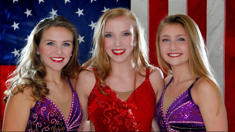 Three Western New York teens are in Lillehammer, Norway to compete in the World Baton Twirling Championships.