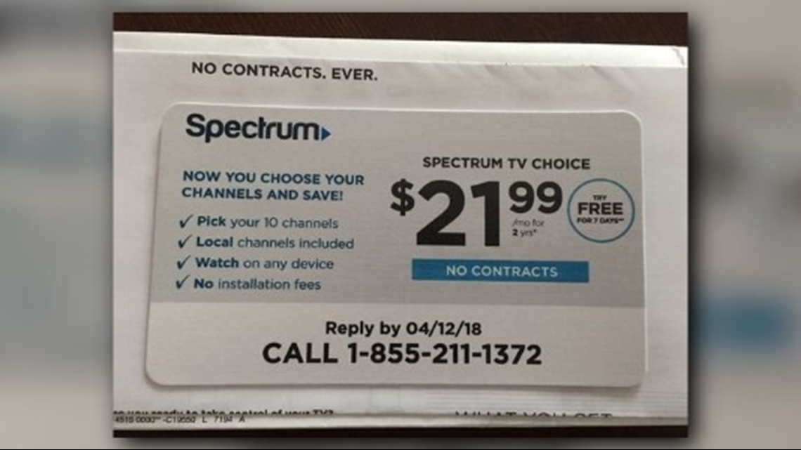 spectrum wants you back  a