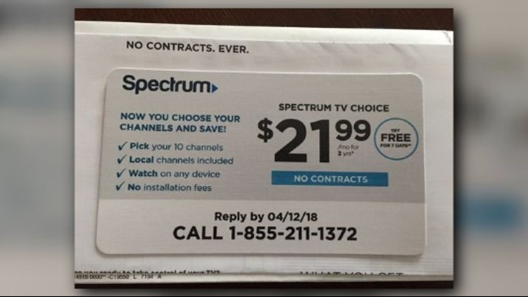 Spectrum wants you back: A-la-carte package targets cord-cutters