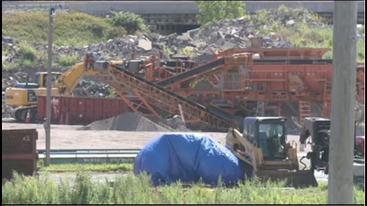 Buffalo residents still concerned about Battaglia Demolition