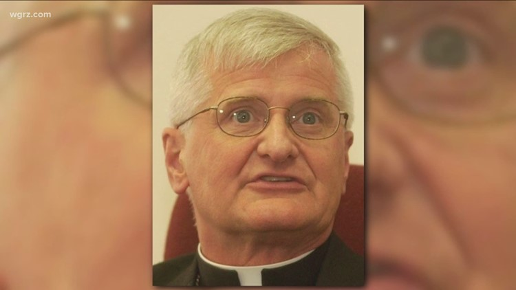 Former Auxiliary Bishop Accused Of Abuse