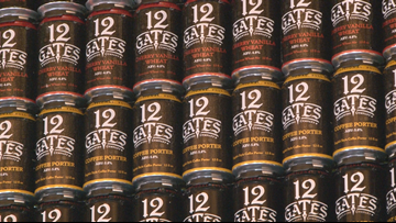 Unique Eats: 12 Gates Brewing Company