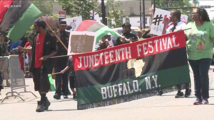Juneteenth Festival of Buffalo to present virtual festival