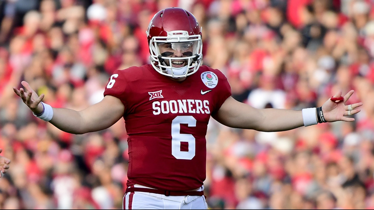 Sal Maiorana, from our partners at The Rochester Democrat and Chronicle, weighs in on quarterback Baker Mayfield.