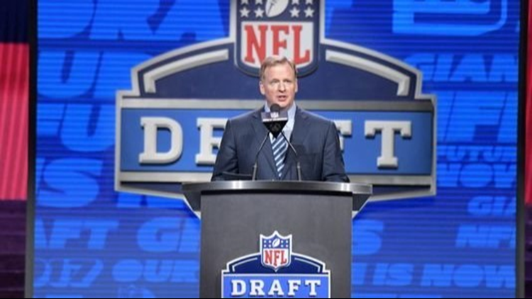 Some NFL experts weigh in on who the Bills will take in the upcoming draft.