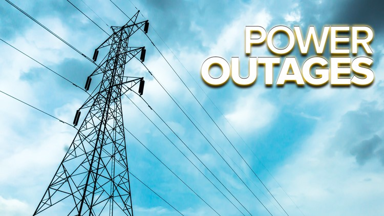 storm causes power outages