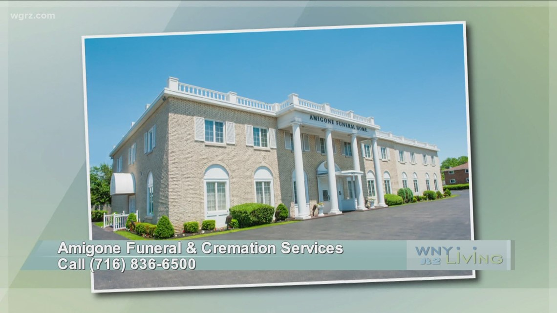 April 24 - Amigone Funeral & Cremation Services