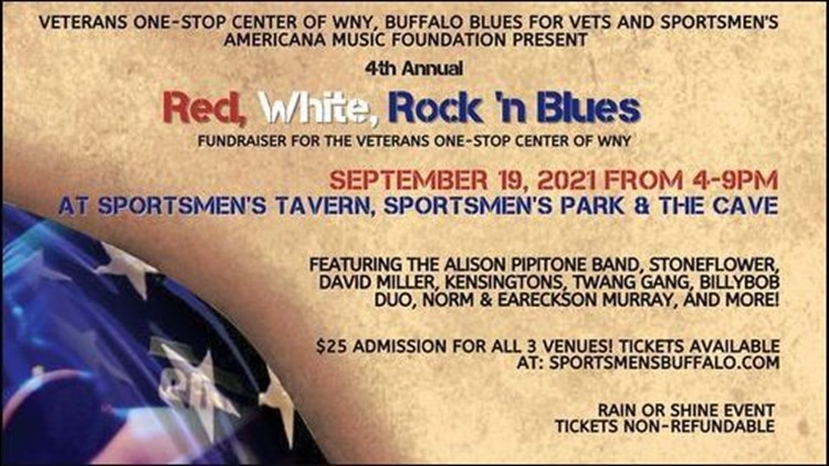 Musicians to rally for veterans
