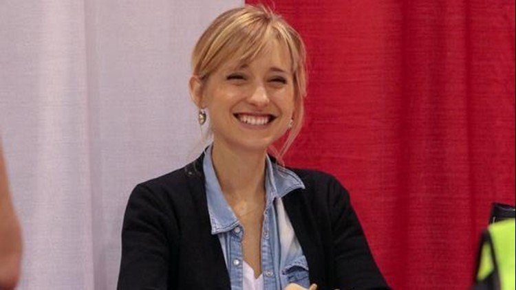 Actress Allison Mack Charged For Sex Trafficking