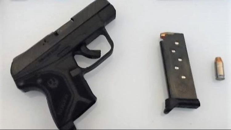 TSA find firearm in carry-on bag at Quad City Airport