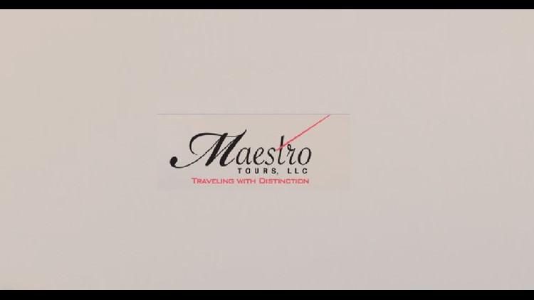 November 19 - Maestro Tours