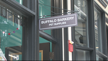 Unique Eats: Buffalo Barkery