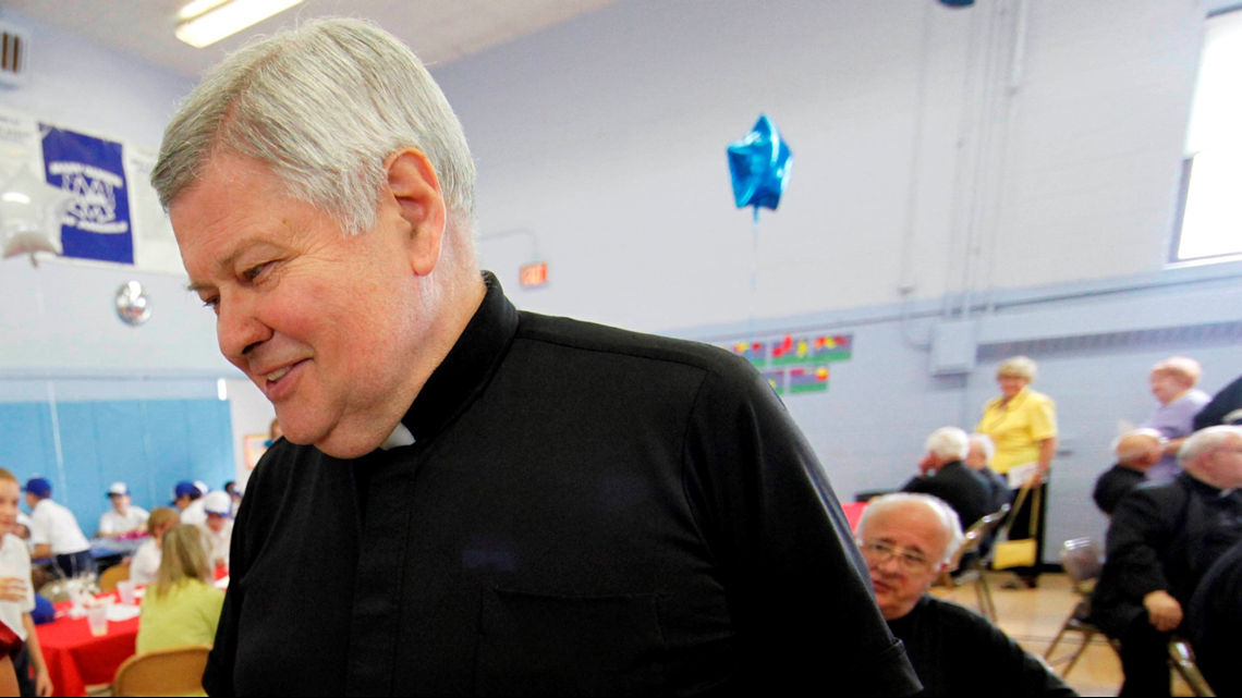 another priest from buffalo catholic diocese placed on