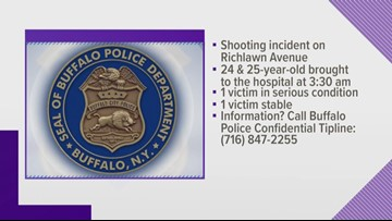 BPD Investigating overnight Shooting