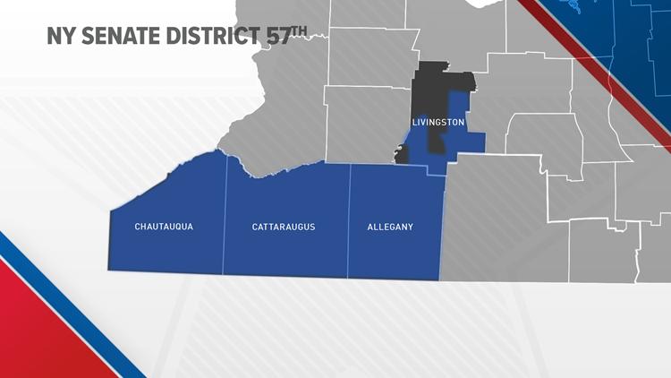 NYS Senate 57th district