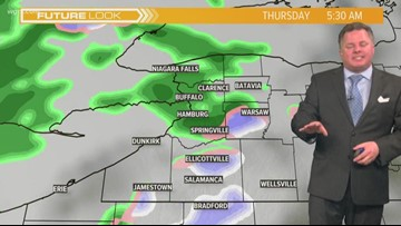 Storm Team 2 Patrick Hammer's Midday Forecast for 3/20/2019