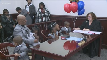Buffalo Man Adopts Five Children