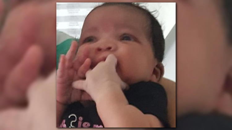 AMBER Alert issued for missing one-month-old