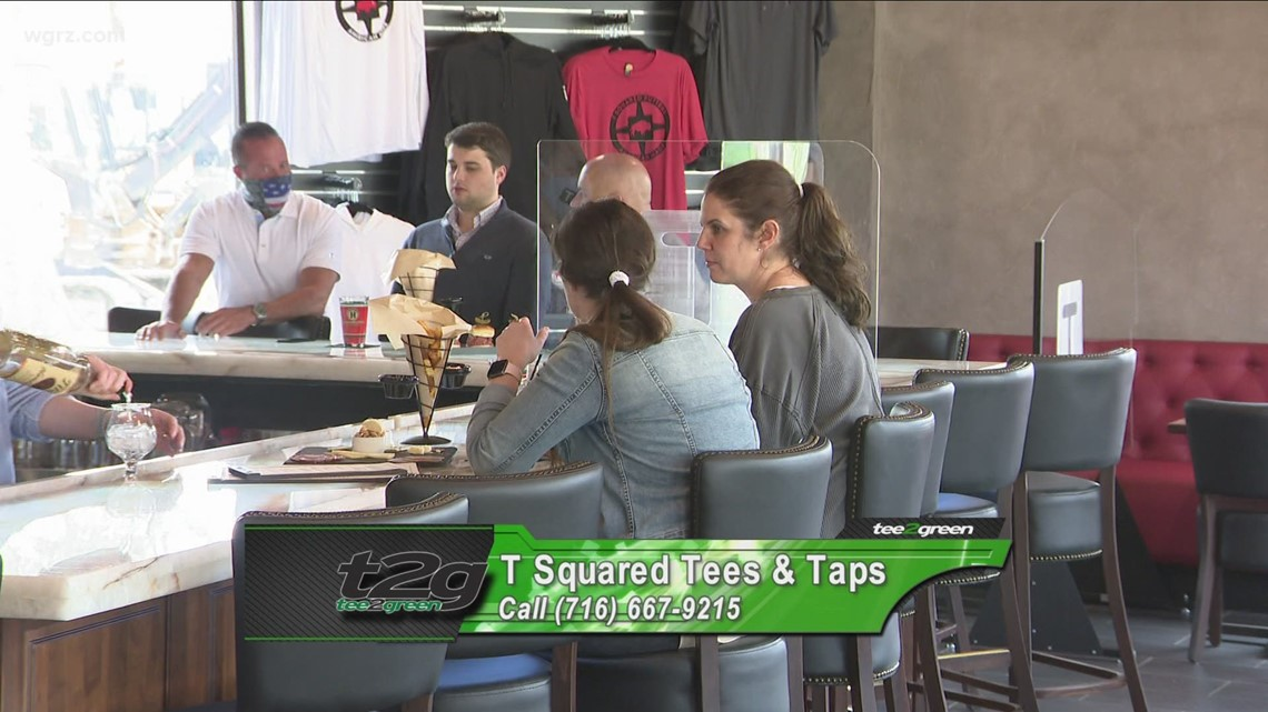 Kevin previews the all new T Squared Tees & Taps in Orchard Park