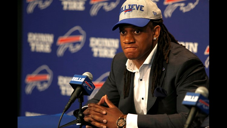 Bills sign Tremaine Edmunds to a four year deal.