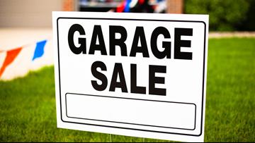 Western New York Garage Sale Map