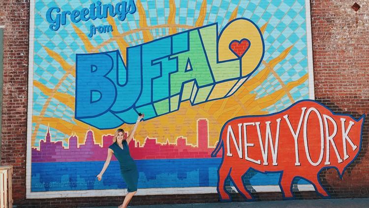 PHOTOS: Public art in downtown Buffalo
