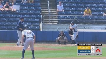 Griffs Draw Minnesota in Baseball Championship