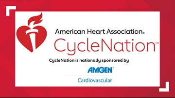 CycleNation - Indoor Cycling Event to Benefit American Heart/Lung Association