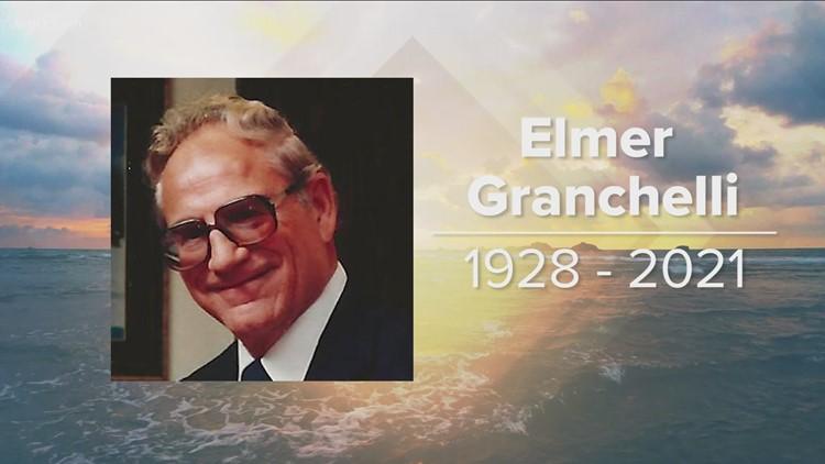 Life Well Lived: Elmer Granchelli